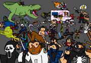 Ultimate Showdown Title 03