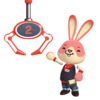 Arcade Bunny Assist Trophy (SSBU)