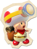 Captain Toad explorer Japan event