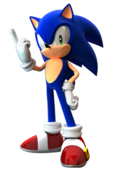Creative title of this sonic render updated by finnakira-d8usj5g