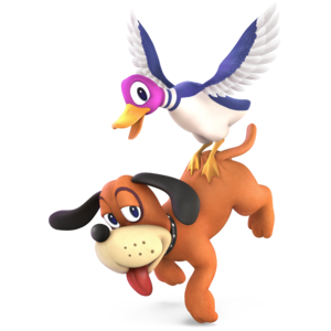 DuckHunt SSBUltimate