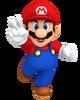 Mario piece sign render sm64 promo art recreation by nintega dario-dbv3w9h