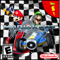 Mariokart 9 C-Port