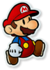 Paper Mario (Reverse)