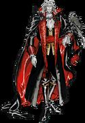 SSBU Dracula Spirit