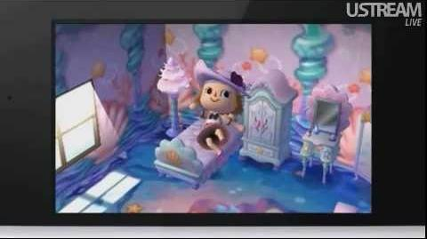 (Audio Translation) Animal Crossing Jump Out Nintendo Direct 6 21 2012
