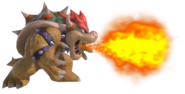 1.6.Bowser spitting fire