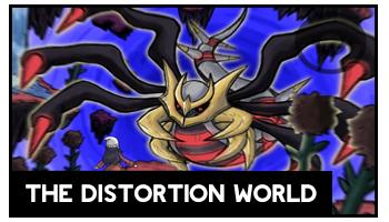 Distortion WorldSSBV