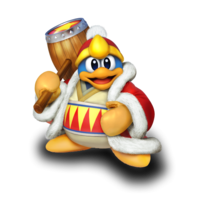 King Dedede SSB5 Icon