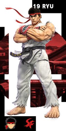 Ryu profile