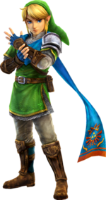 316px-Hyrule Warriors Link Art