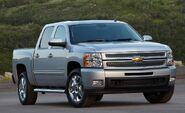 Chevy Silverado 2013