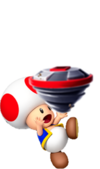 Drill Toad