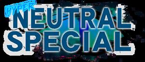 NeutralSpecialAttackVictory HyperUnten