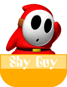 Shy Guy MRU