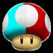 Spilt Mushroom