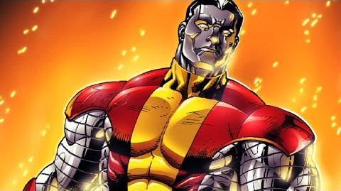 Superhero Origins Colossus