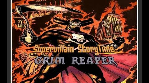 Supervillain StoryTime - The Grim Reaper