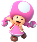 Toadette - Mario Party 10