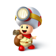 Captain Toad Smashified