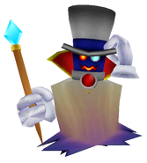 Count Bleck (3D)