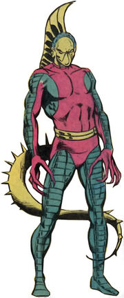 Death Adder (Marvel Comics)