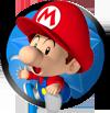 MTUSBabyMario Icon