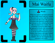 MaiWaifu(Witch)Profile