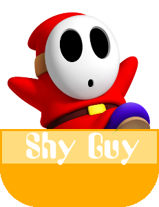 Shy Guy MR