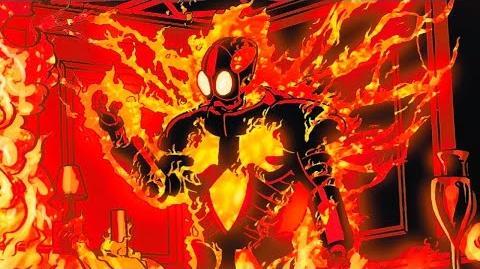 Supervillain Orgins Firefly
