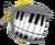 TT2 Pianotuna