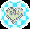 World 7Patch Heart