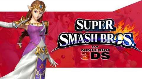 Ballad of the Goddess Ghirahim's Theme (Super Smash Bros