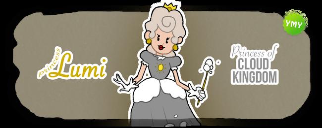 Daisy Adventures - Infobox Lumi