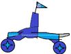 Digimobile. Blue