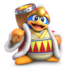 King Dedede SSBU Artwork