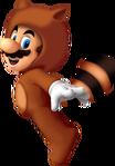 Tanooki Mario NSMBDIY