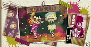 Young Squid Sisters