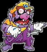 Zombie Wario WL4
