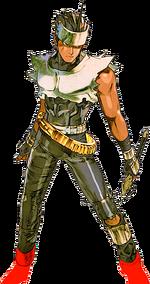 Hayato Kanzaki (Marvel vs Capcom 2)