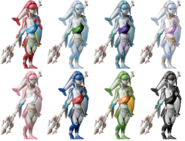 Mipha Colors