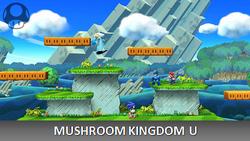 Mushroom Kingdom U-SSBC