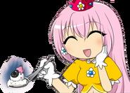 Princess Daisy Megurine Luka 2