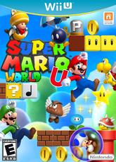 Super Mario World U Boxart