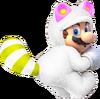 ACL MK8 White Tanooki Mario