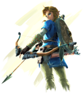 Link (alt) - The Legend of Zelda Breath of the Wild