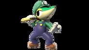 Luigi's training