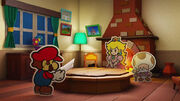 Mario's house revamped