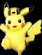 Pikachu YellowHatAlt Ultimate