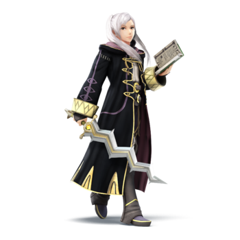 Robin Female SSB4
